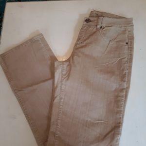Christopher Blue corduroy pants